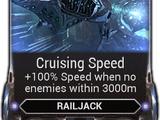 Cruising Speed
