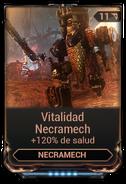 Vitalidad Necramech