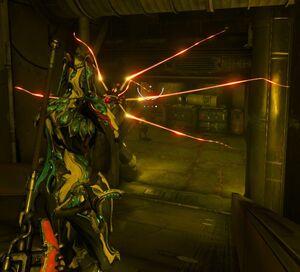Phage attack