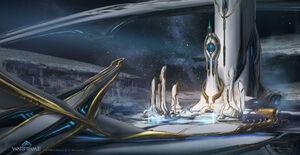 Orokin Moon Structure 1