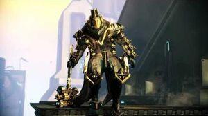 Warframe Vauban Prime