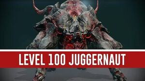 Juggernaut 'Level 100' (Warframe)
