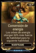 Conversión de energía