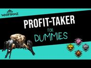 Everything that you Need to Know to Defeat the Profit-Taker SOLO! - Warframe