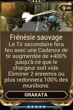 Frénésie Sauvage