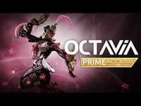 Warframe - Octavia Prime Access Trailer