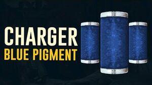Charger Blue Pigment Farm Dojo Colors (Warframe)