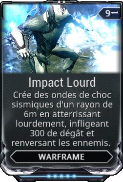 Impact Lourd