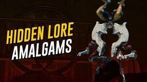 Hidden Lore Alad V, The Sentients & Amalgams (Warframe)
