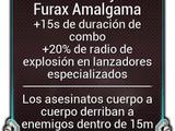 Conteo de bajas de Furax Amalgama