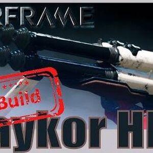 VAYKOR HEK Build - Warframe Weapons Update 17.1