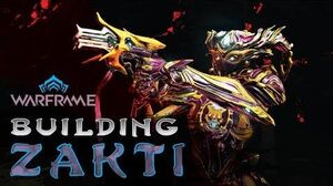 Warframe - Zakti - Synergies with Mirage - 2 Forma Build