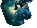 Grineer Unterwasserlabor