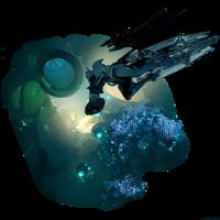 Laboratorio submarino Grineer