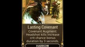 WARFRAME - Harrow Lasting Covenant (Pt