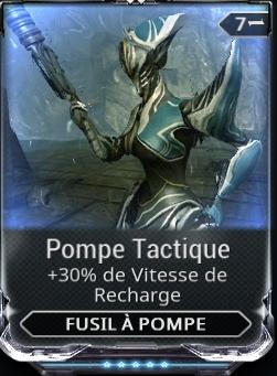 Pompe Tactique
