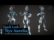 Quick Look at Nyx Aurelia - Warframe