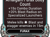 Amalgam Furax Body Count