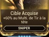 Cible Acquise