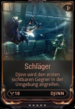 Schläger (Djinn)