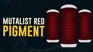 Mutalist Red Pigment Farm Dojo Colors (Warframe)