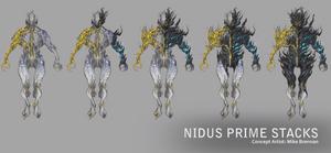 Nidus Prime Stacks