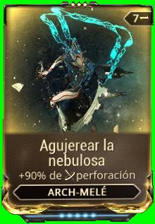 Agujerear la nebulosa
