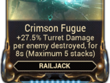 Crimson Fugue