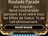 Roulade Parade