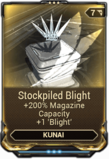 Stockpiled Blight