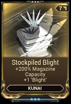 Stockpiled Blight