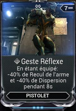 Geste Réflexe