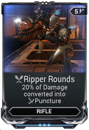 Ripper Rounds