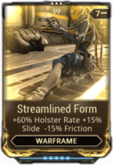 Streamlined Form
