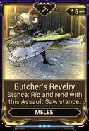 Butcher's Revelry