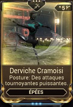 Derviche Cramoisi