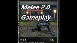 Warframe - Coiling Viper mod Melee 2