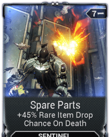 Spare Parts Warframe Wiki Fandom Tellurium is a rare component dropped primarily by archwing enemy units. spare parts warframe wiki fandom