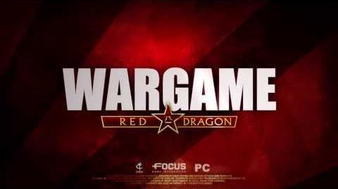 WARGAME RED DRAGON TEASER