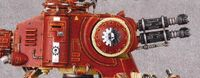 Heavy Phosphor Blaster (on the Onager)