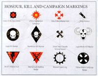 Knight Honour Kill Campaign Markers