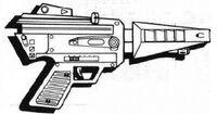 Archaic Needle Pistol