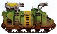 Mantis Warriors Rhino2