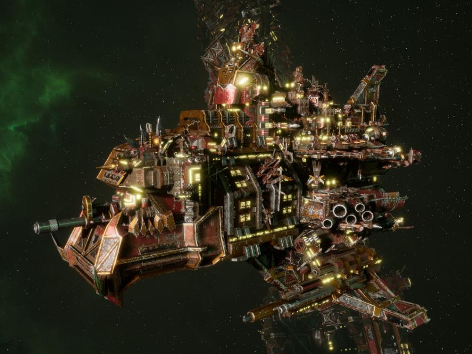 Terror Ship