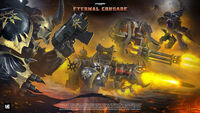 Eternalcrusade web chaos