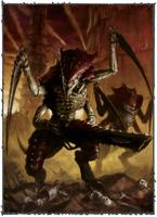 Tyranid Warrior 1