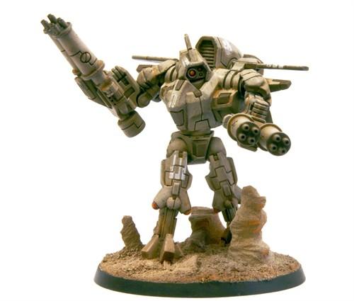 XV9 Hazard Battlesuit
