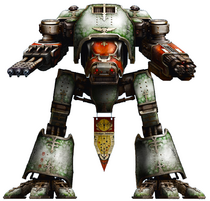 Imperial Hunters Warhound Titan