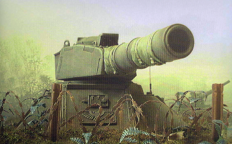 Turret Emplacement