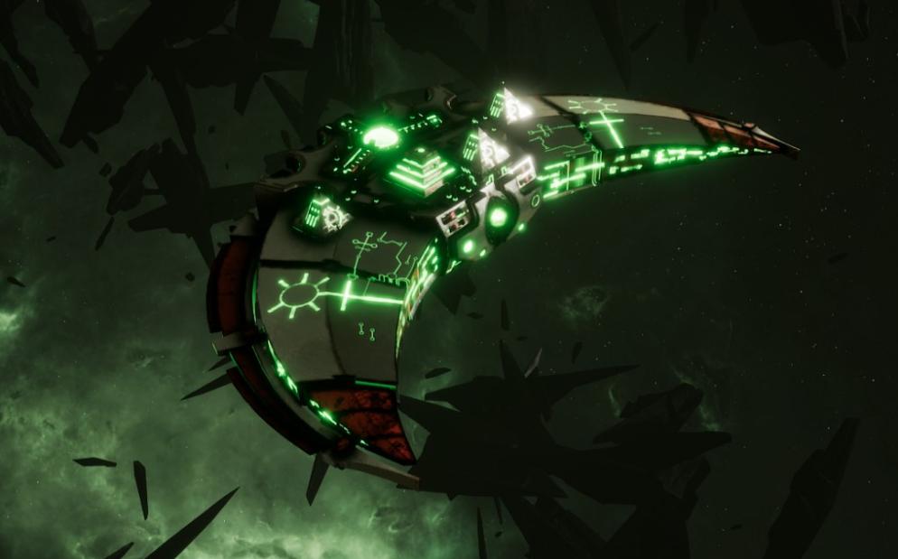 Dirge-class Raider
